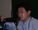 Mr. Steve Yokoyama, General Manager of Space Adventures Tokyo, is guest speaker on June 22, 2005